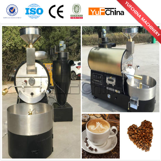 3kg Gas Powered Coffee Machine pictures & photos