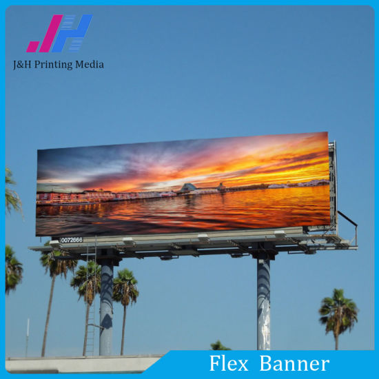 PVC Frontlit Banner Flex for Digital Printing pictures & photos