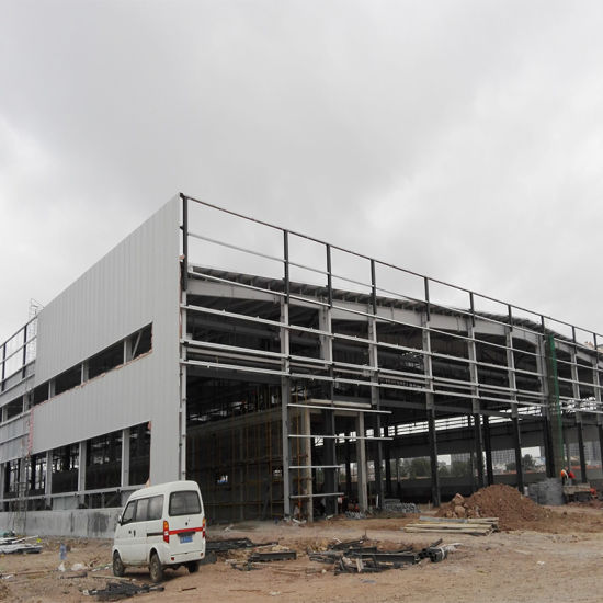 High Rise Steel Structure and Prefab Steel Building