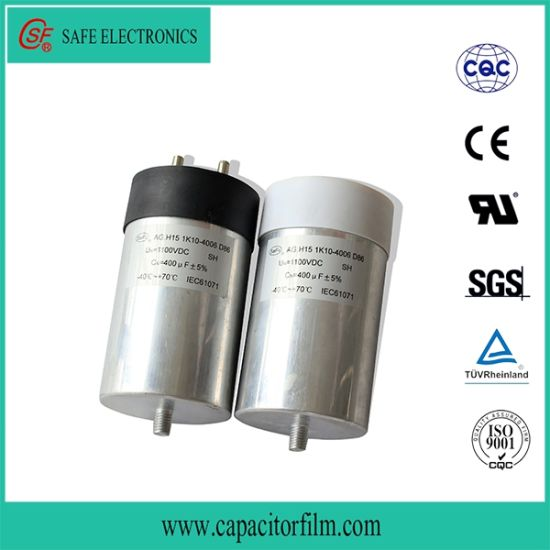 DC-Link Filter Capacitors