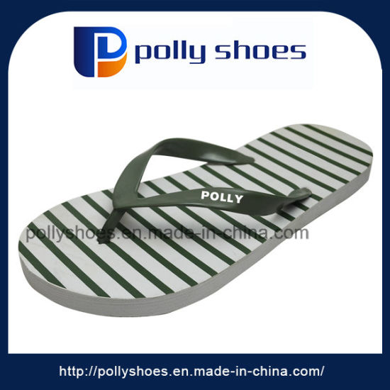 White High Quality Summer Men Thong Sandals Flip Flop pictures & photos