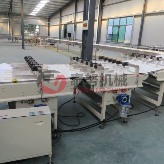Complete Automatic Cake Production Machine pictures & photos