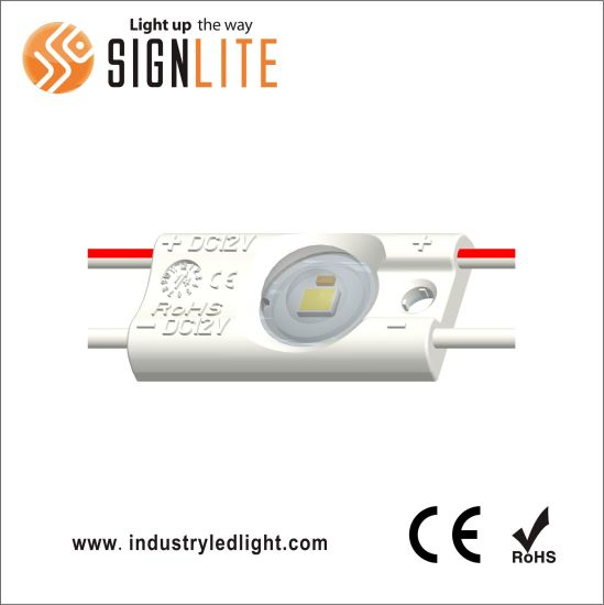LED Module Suppliers 0.3W LED Module Light for Channel Letters and Lighting Boxes pictures & photos