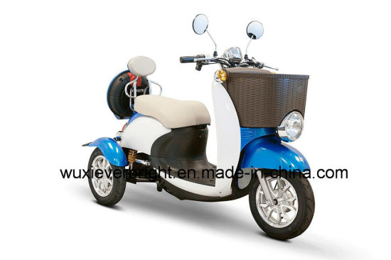 3-Wheeler Moped Trike Scooter for Disabled pictures & photos