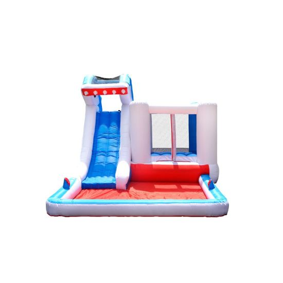 Commercial Grade Inflatable Classical Castle Combo (BMBC238) pictures & photos