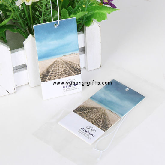 Various Scents Paper Closet Freshener For Promotion (YH AF100)