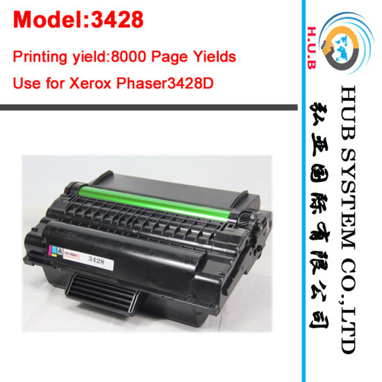 OEM Toner Cartridge Xerox Phaser 3428d / 3428dn; Xerox 3428 (106R01246) pictures & photos