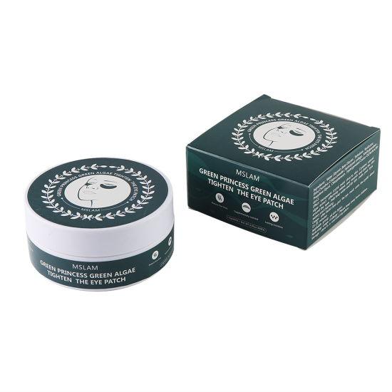 Custom Hyaluronic Cool Gel Eye Mask Eye Pads Patches 24K Gold Anti-Wrinkle-Moisture Crystal Collagen Eye Mask