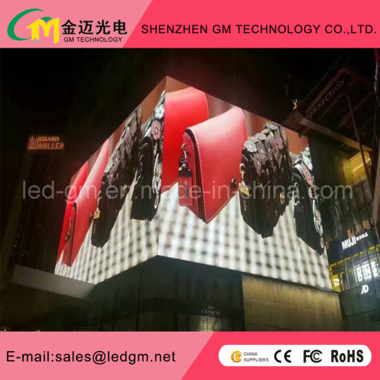Wholesale Price Outdoor Full Color Rental/Fixed P10 LED Display Screen for Advertising