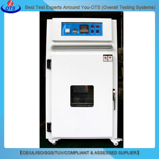 Electronics Lab Equipment High Temperature Hot Air Vacuum Drying Oven