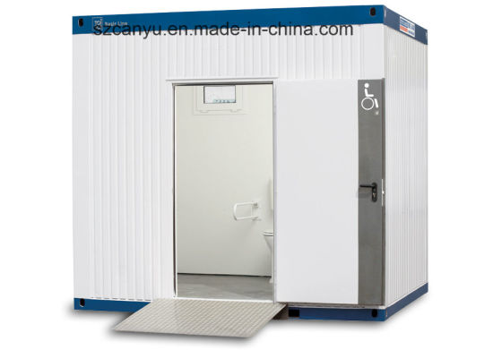 High Class Movable Container House for Kiosk pictures & photos