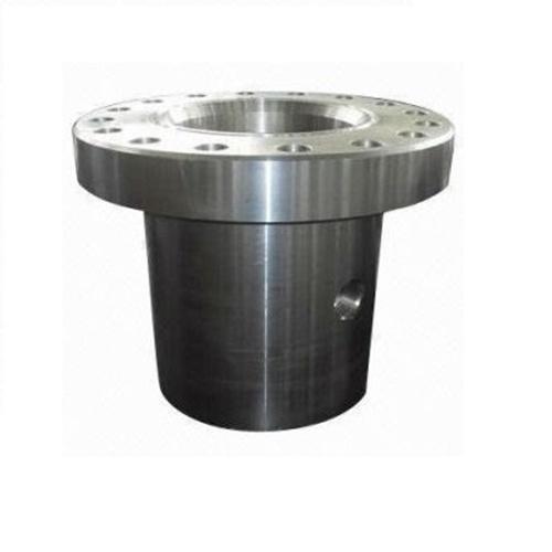 Alloy Steel 4140 Material Mud Pump Parts Liner Flange