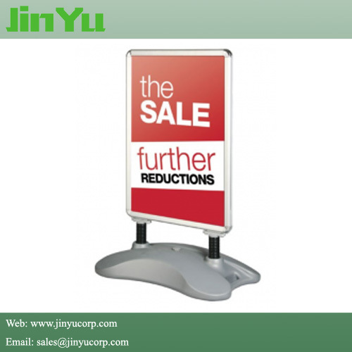 70*100cm Sidewalk Sign Outdoor Poster Board pictures & photos