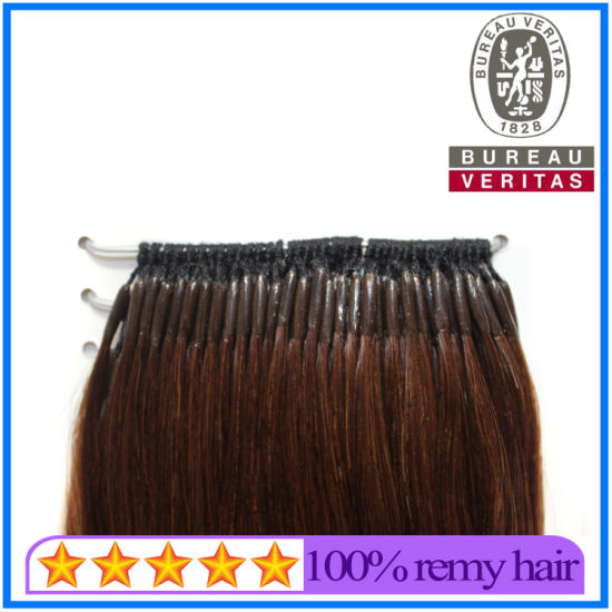 Double Knot Thread Hair Extension pictures & photos