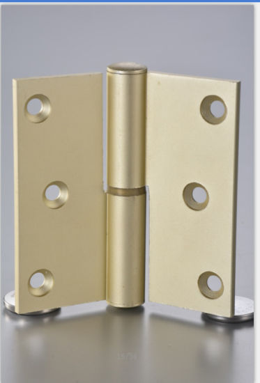 Customized Aluminum/Aluminium Hinge (ISO9001: 2008 TS16949: 2008) pictures & photos