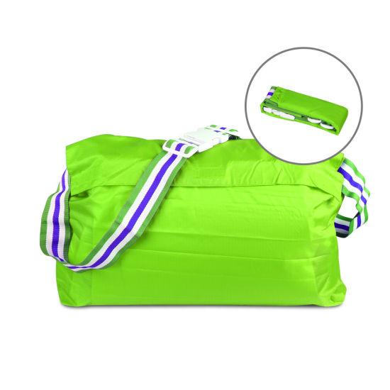 17037ffa89 Amazon Hot Seller OEM Gym Hand Bag Simple Folding Duffle Bag Weekend Travel  Bag for Luggage