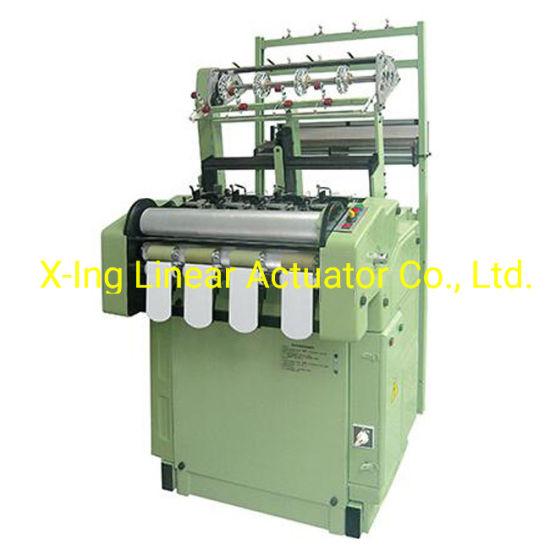 Single Weft Needle Belt-Weaving Machine Electronic Jacquard Loom Ribbon Making Machine