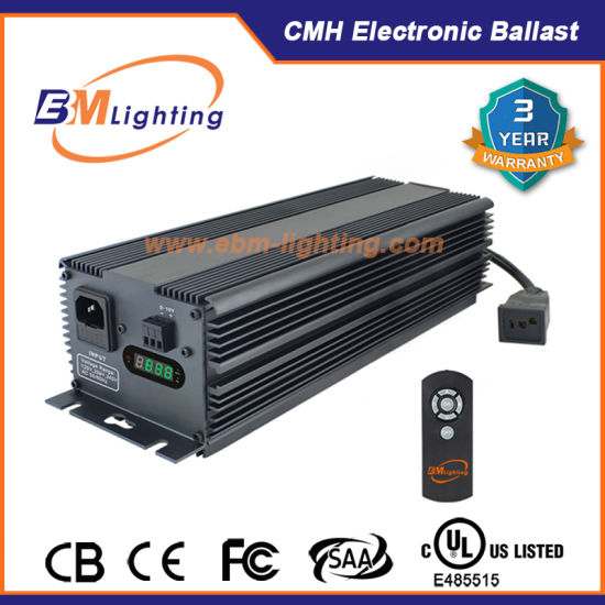 Green House 630W Digital Ballast, 2*315W CMH Ballast pictures & photos