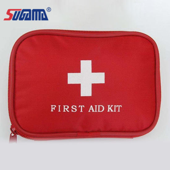 Wholesale Medical Mini Waterproof Wound Care First Aid Kit