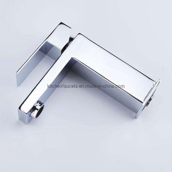 Chrome Plated Basin Faucet