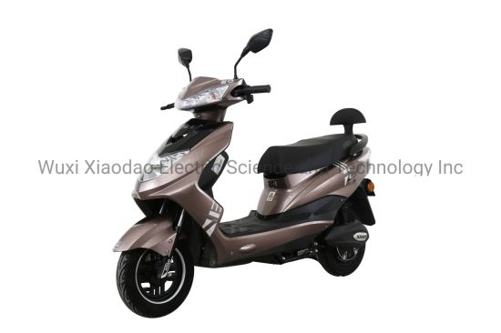 1200W/2000W Electric Scooter Motorcycle Sport Series with EEC/E-MARK