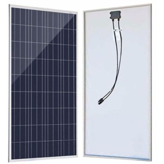 2019 Top Sale 12V 100W Solar Panel Manufacturers in China