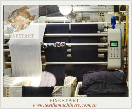 Textile Drying Machinery / Steam Textile Dryer Machine/Relax Drying Machine/Textile Finishing Machine