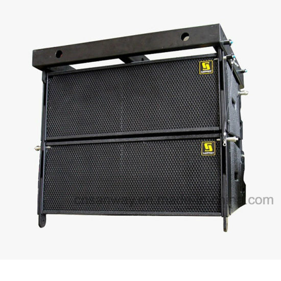 W8lm Amplifiered Touring and Theatre 8 Inch Compact 3-Way Line Array Speaker pictures & photos