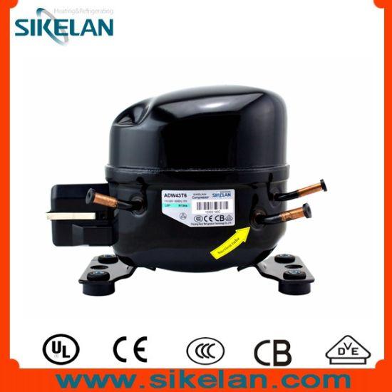 AC Compressor Freezer Compressor Ms-Adw43t6 R134A 115V Lbp