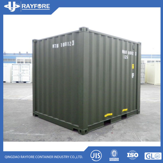 China 8ft 10ft 20ft 30ft 40ft Shipping Container Dimension For Sale China Container 10ft