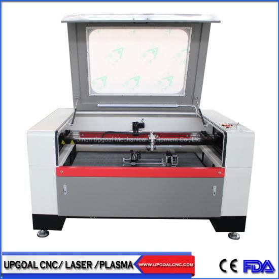 Acrylic Wood Glass Bottle CO2 Laser Engraving Cutting Machine 100W 1300*900mm