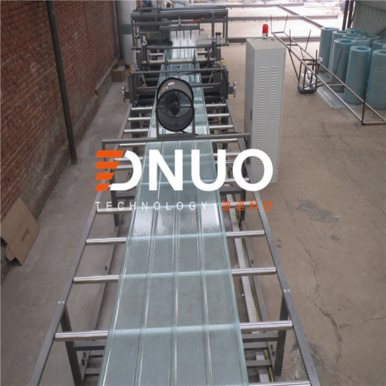 Fiberglass Roofing Tile Sheet Making Machine with Best Price
