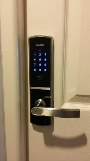 digital office door handle locks. Office Security Waterproof Digital Lock For Sliding Door Handle Locks $
