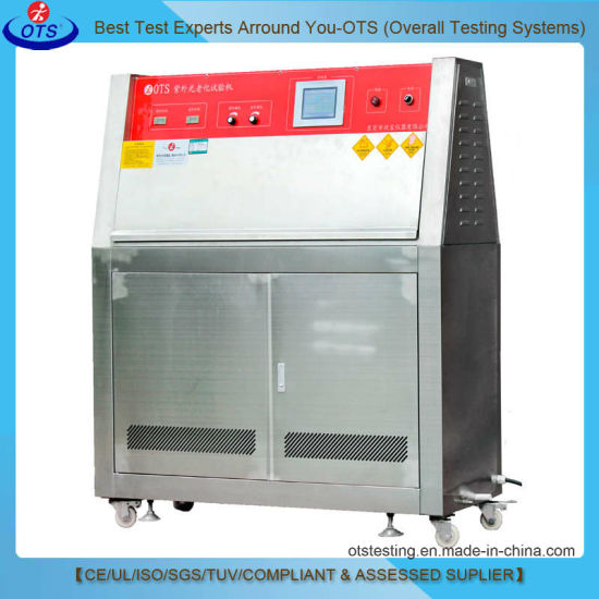 Environmental UV Lamp Accelerated Aging Test Chamber