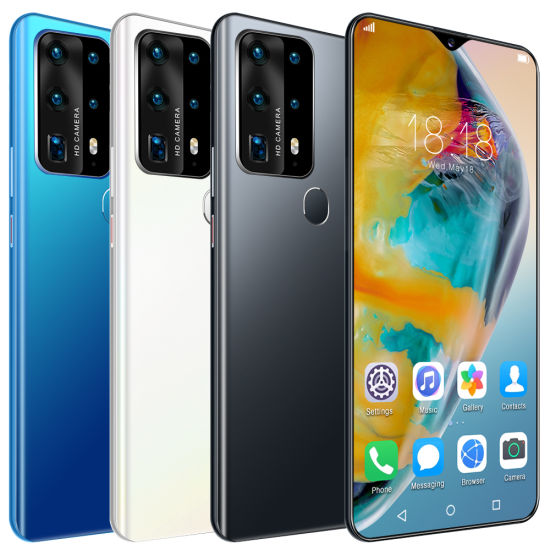 New P40 PRO Plus Cross-Border Phone, Android Mobilephone, Manufacturers Direct Selling
