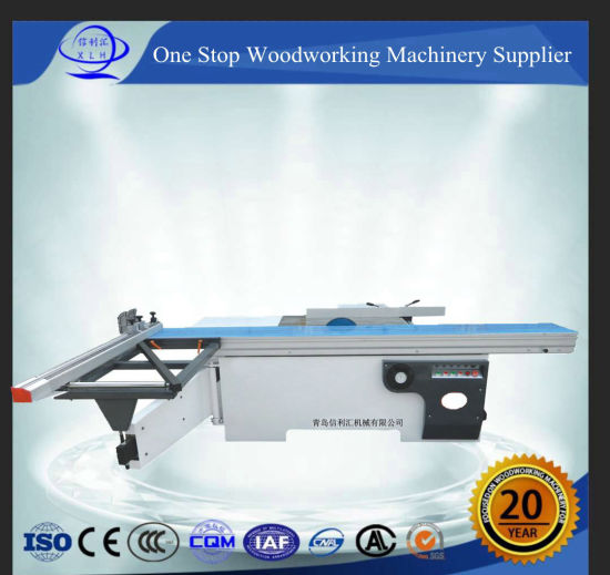 Low Cost 2800/ 3000/ 3200/ 3800 mm Sliding Table Panel Saw Wood Working Machine for Laminate Board/ Wood Sheet/ Plywood Plate