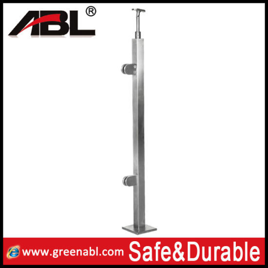 Abl Stainless Steel Handrail Balustrade (DD063) pictures & photos