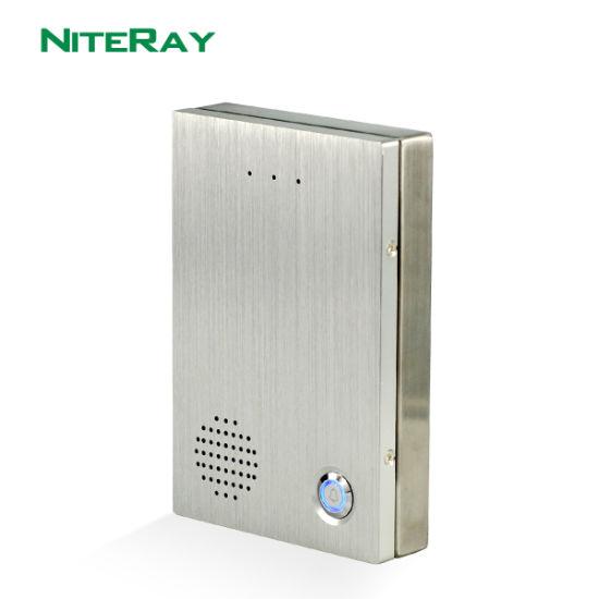IP Intercom Doorphone Control Electronic Gate for Office, Apartment etc