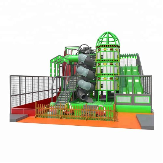 Children Indoor Playground Soft Playground Game Soft Equipment for Sale
