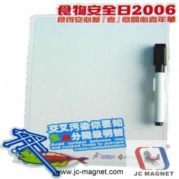 Magnetic Shopping List Note Pad