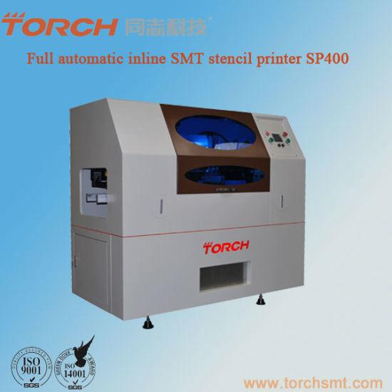 Screen Printing Equipment Sp400