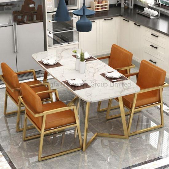 Luxury Furniture Customized Modern, Dining Room Table Legs Metal