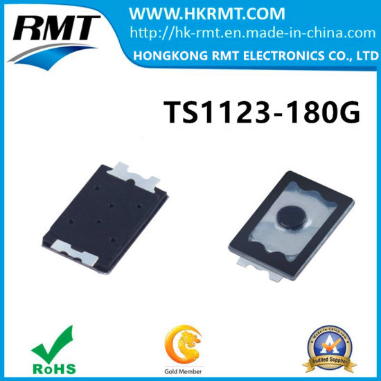 Smartphone Tactile Switch Push Switch (TS-1123) with Life 500, 000 Cycles
