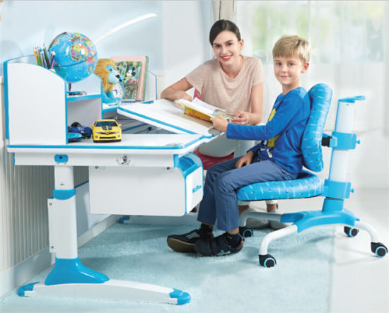 Multifunction MDF Study Table Children Table Table Kids Set pictures & photos