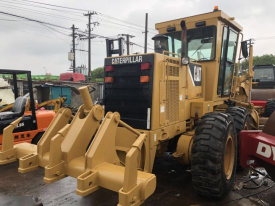 Good Quality and Fine Appearance Cat 140K Motor Grader for Sale
