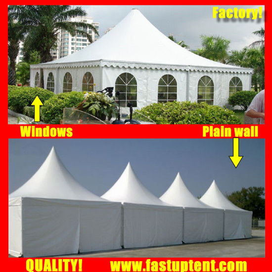 2018 New High Peak Gazebo Tent 10X10m 10m X 10m 10 by 10 10X10 10m