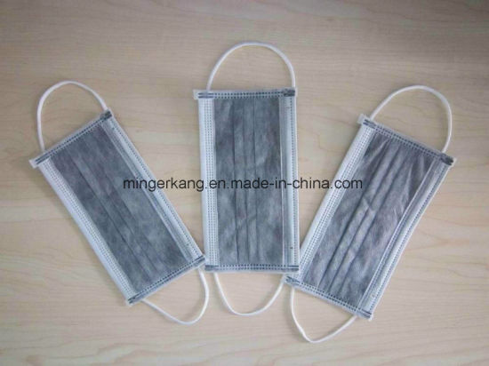 disposable activated carbon face mask