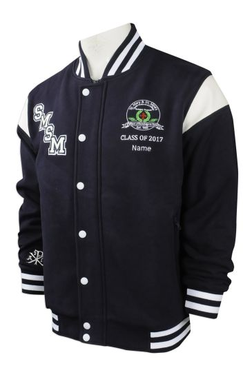 Custom OEM Mens Varsity Satin Baseball Jacket
