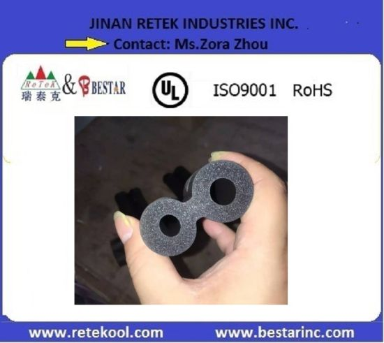 Good Quality Rubber Foam Insulation Tube for Air Conditioner