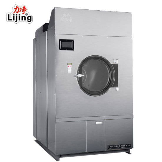 Ce Approved Commercial Industry Dryer Machine Used in Hotel & Laundry (HGQ-50KG)